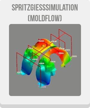 spritzgiesssimulation moldflow button